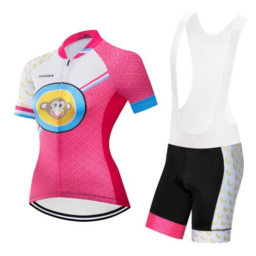 Women's 2019 Season Cycling Uniform CW0019