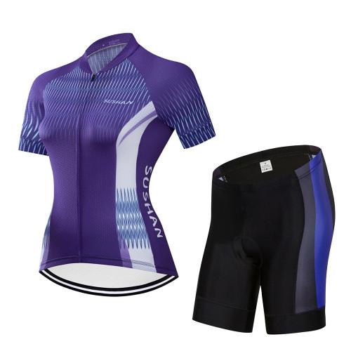 Women's 2019 Season Cycling Uniform CW0013