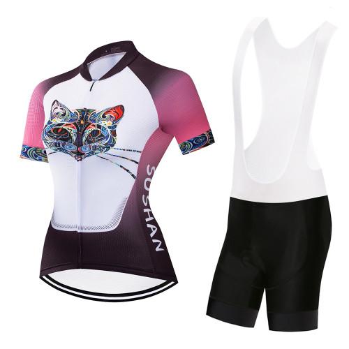 Women's 2019 Season Cycling Uniform CW0018