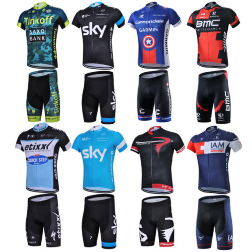 Men's 2019 Season Cycling Uniform CY0068