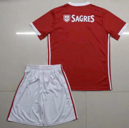 Benfica 19/20 Home Soccer Jersey and Short Kit