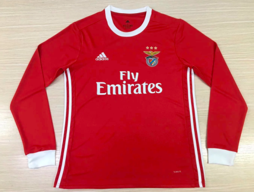 Thai Version Benfica 19/20 LS Home Soccer Jersey