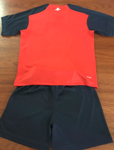 Lille 19/20 Kids Home Soccer Jersey and Short Kit