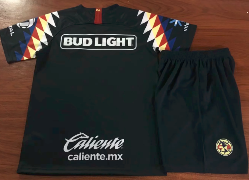 Club America 19/20 Away Soccer Jersey and Short Kit