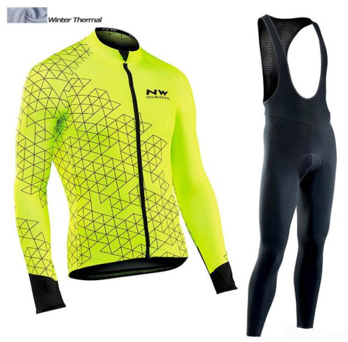 Men's 2019 Season Long Sleeves Cycling Uniform CY0067