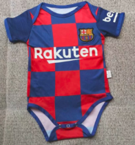 BARCELONA 19/20 Home Kit Baby Bodysuits