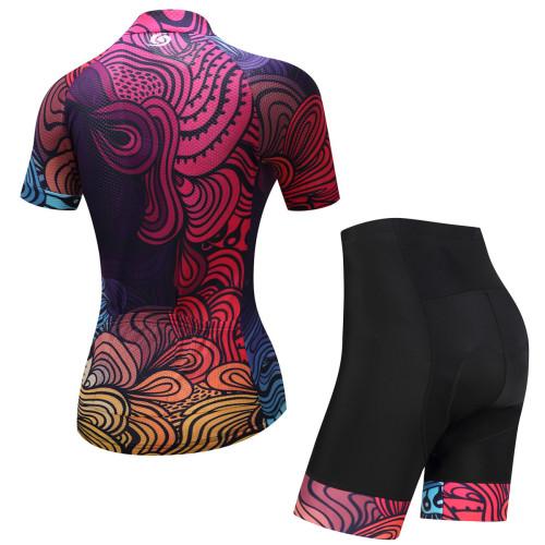 Women's 2019 Season Cycling Uniform CW0031