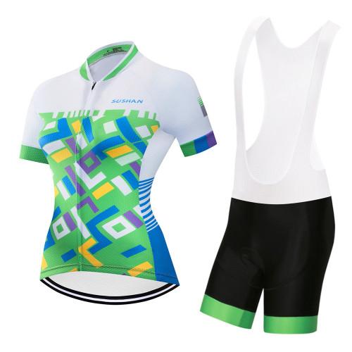 Women's 2019 Season Cycling Uniform CW0017