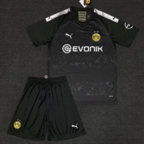Borussia Dortmund 19/20 Away Soccer Jersey and Short Kit