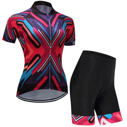 Women's 2019 Season Cycling Uniform CW0023