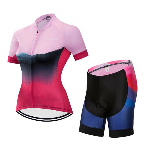 Women's 2019 Season Cycling Uniform CW0011