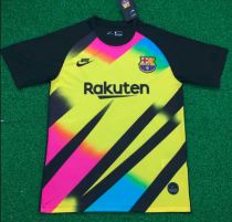 Thai Version Barcelona 19/20 Goalkeeper Soccer Jersey - 001
