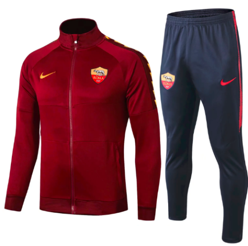 AS Roma 19/20 Jacket and Pants - #A262