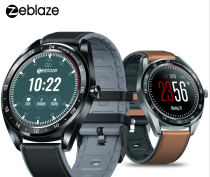 Zeblaze NEO Intelligent Watch Heart Rate, Blood Pressure Speed, Full-circle Touch Screen Ultra-thin Watch Disk Cross-border New Product