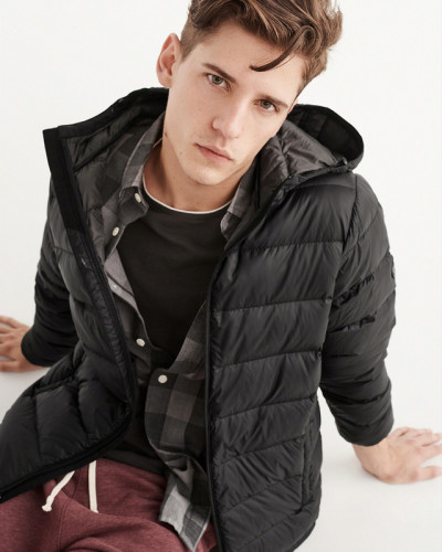 Men's down jacket 8025 002