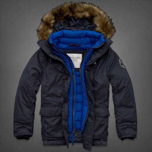 Men's down jacket 8015 001