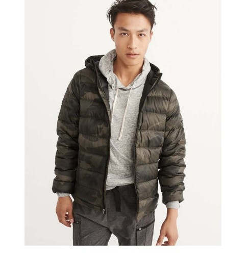 Men's down jacket 8025 003