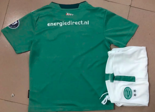 Eindhoven 19/20 Third SOCCER JERSEY AND SHORT KIT