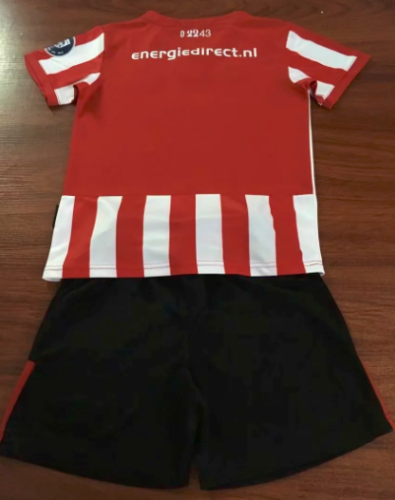 Eindhoven 19/20 Kids Home Soccer Jersey and Short Kit
