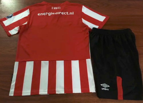 Eindhoven 19/20 Home SOCCER JERSEY AND SHORT KIT