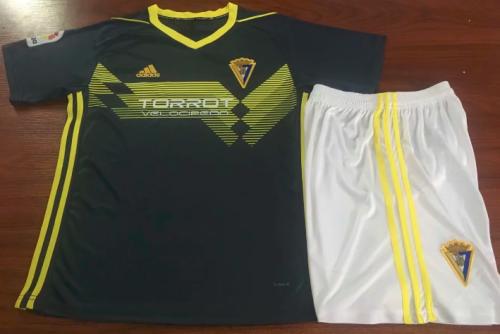 Cadiz 19/20 Away Soccer Jersey and Short Kit