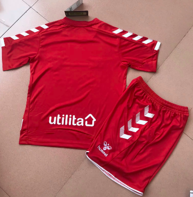 Rangers 19/20 Kids Soccer Jersey and Short Kit