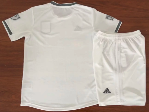 Los Angeles FC 19/20 Kids Soccer Jersey and Short Kit