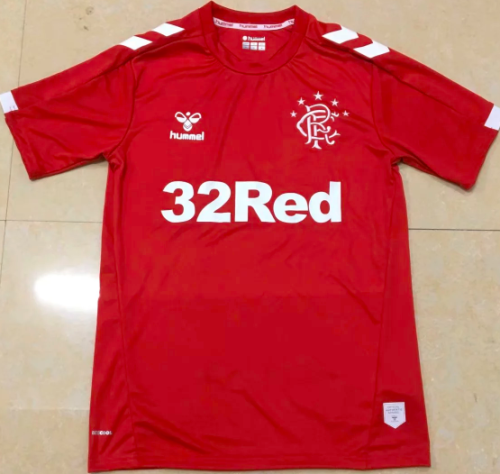 Thai Version Rangers 19/20 Third Soccer Jersey