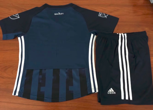 Los Angeles FC 19/20 Soccer Jersey and Short Kit - 001