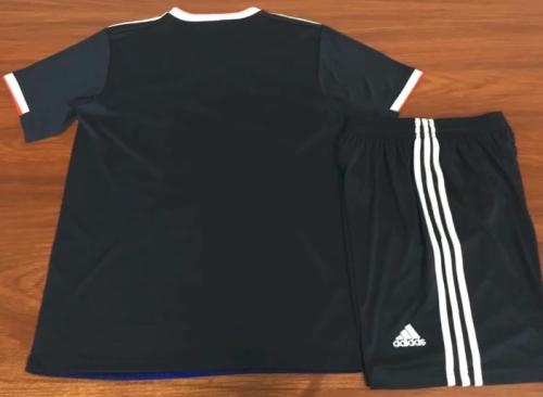Olympique Lyonnais 19/20 Away Soccer Jersey and Short Kit