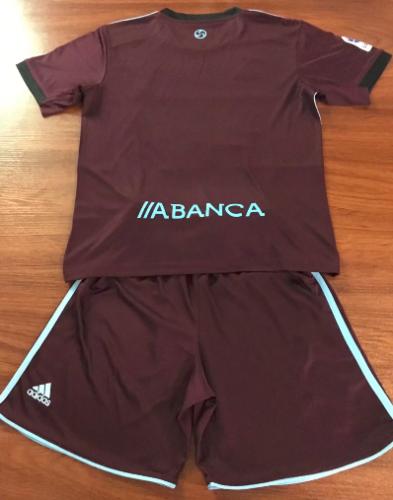 Celta de Vigo 19/20 Away Soccer Jersey and Short Kit