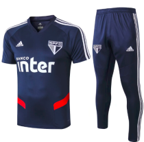 Sao Paulo 19/20 Training Jersey and Pants - #D349