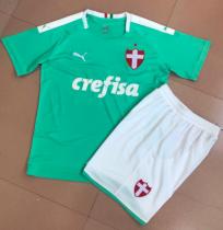 Palmeiras 19/20 Third Soccer Jersey and Short Kit