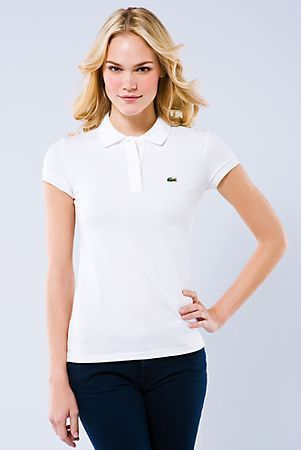 Women's Classical High Quality Polo Shirt A 019