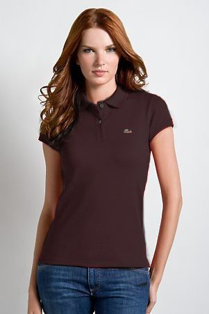 Women's Classical High Quality Polo Shirt A 002