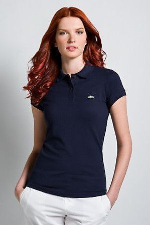 Women's Classical High Quality Polo Shirt A 014