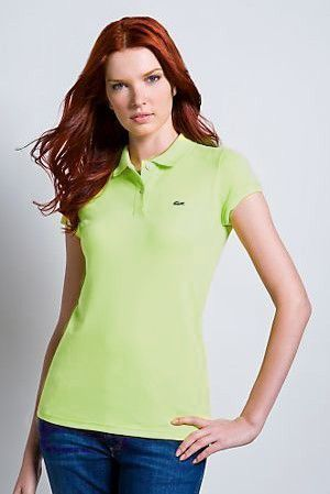 Women's Classical High Quality Polo Shirt A 010