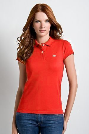 Women's Classical High Quality Polo Shirt A 017