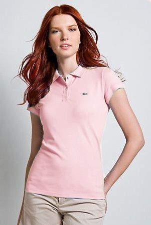 Women's Classical High Quality Polo Shirt A 015