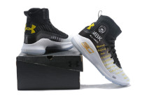UA Curry 4 Basketball Boots Size:40-46