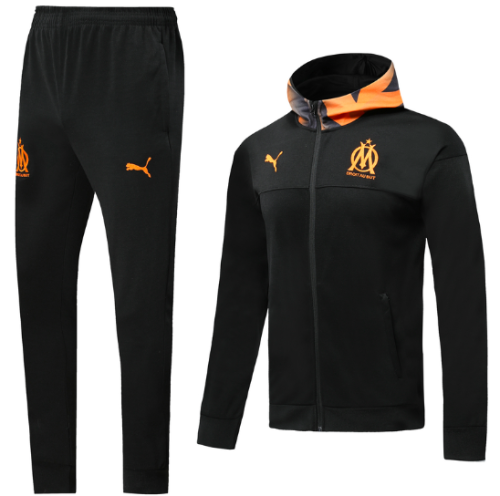 Olympique Marseille 19/20 Hoodie and Pants