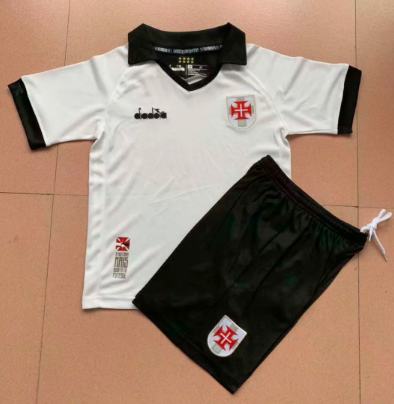 Vasco da Gama 19/20 Third Soccer Jersey and Short Kit