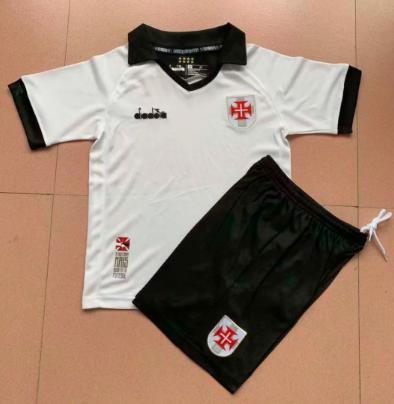Vasco da Gama 19/20 Third Soccer Jersey and Short Kit