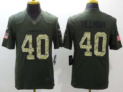 Men's Football Club Team Player Jersey - Salute to Service 156