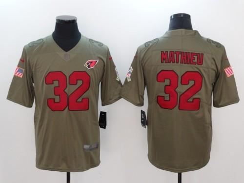 Men's Football Club Team Player Jersey - Salute to Service 158