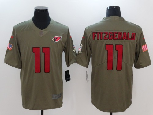 Men's Football Club Team Player Jersey - Salute to Service 159