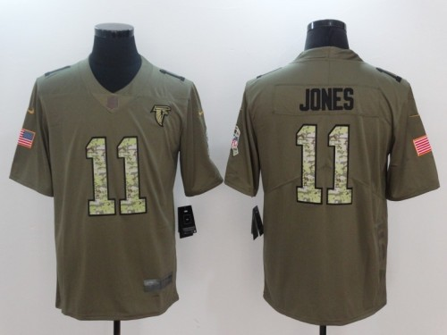 Men's Football Club Team Player Jersey - Salute to Service 345