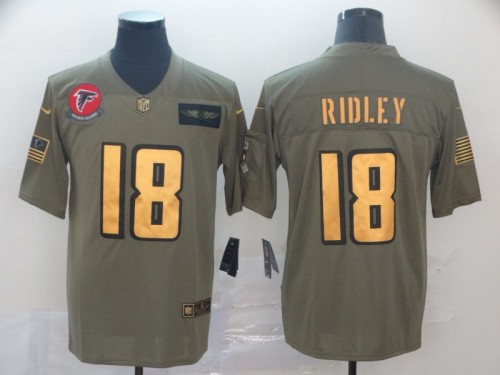 Men's Football Club Team Player Jersey - Salute to Service 336