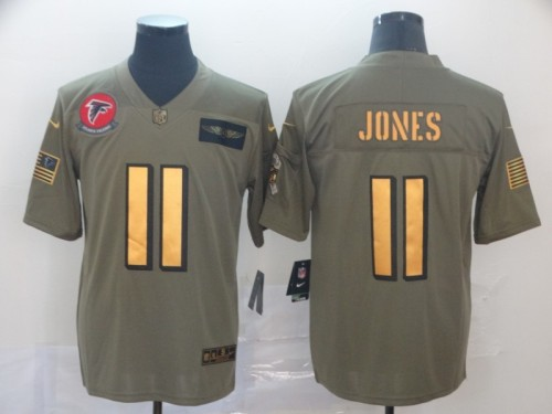 Men's Football Club Team Player Jersey - Salute to Service 334