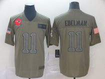 Men's Football Club Team Player Jersey - Salute to Service 461
